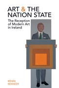 Cover for Art and the Nation State