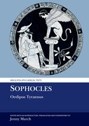 Cover for Sophocles: Oedipus Tyrannus