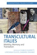 Cover for Transcultural Italies