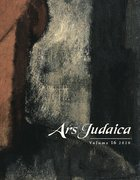 Cover for Ars Judaica: The Bar-Ilan Journal of Jewish Art, Volume 16