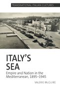 Cover for Italy's Sea - 9781800348004