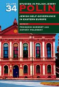Cover for Polin: Studies in Polish Jewry Volume 34