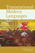 Cover for Transnational Modern Languages
