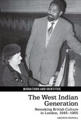 Cover for West Indian Generation