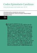 Cover for Codex Epistolaris Carolinus