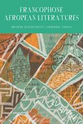 Cover for Francophone Afropean Literatures