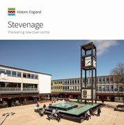 Cover for Stevenage