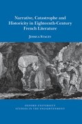 Cover for Narrative, catastrophe and historicity in eighteenth-century French literature