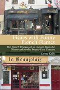 Cover for Fishes with Funny French Names