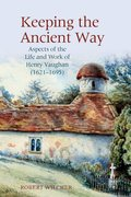 Cover for Keeping the Ancient Way