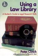 Cover for Using a Law Library
