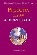 Cover for Property Law and Human Rights