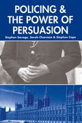 Cover for Policing and the Powers of Persuasion