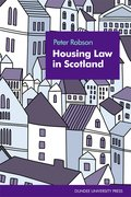 Cover for Housing Law in Scotland