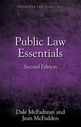 Cover for Public Law Essentials