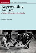 Cover for Representing Autism