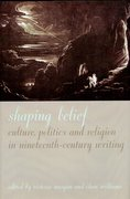 Cover for Shaping Belief