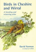 Cover for Birds in Cheshire and Wirral