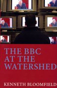 Cover for The BBC at the Watershed