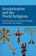 Cover for Secularization and the World Religions