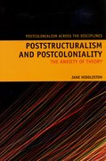 Cover for Poststructuralism and Postcoloniality