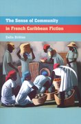 Cover for The Sense of Community in French Caribbean Fiction