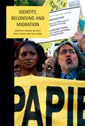 Cover for Identity, Belonging and Migration