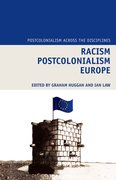 Cover for Racism Postcolonialism Europe