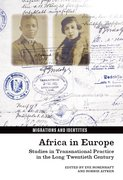 Cover for Africa in Europe