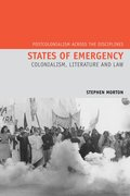 Cover for States of Emergency