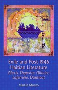 Cover for Exile and Post-1946 Haitian Literature