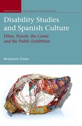 Cover for Disability Studies and Spanish Culture