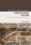 Cover for Postcolonial Asylum