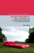 Cover for Sacred Modernity