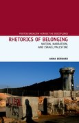 Cover for Rhetorics of Belonging