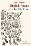 Cover for The Complete English Poems of John Skelton