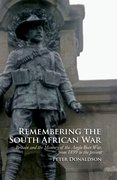 Cover for Remembering the South African War