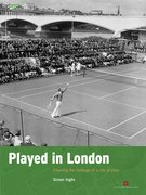 Cover for Played in London