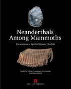 Cover for Neanderthals Among Mammoths