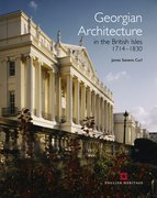 Cover for Georgian Architecture in the British Isles 1714-1830