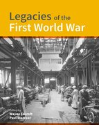 Cover for Legacies of the First World War