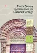 Cover for Metric Survey Specifications for Cultural Heritage