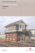 Cover for Railway Signal Boxes