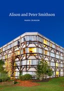 Cover for Alison and Peter Smithson