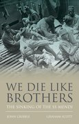 Cover for We Die Like Brothers