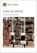 Cover for Public Art 1945-95