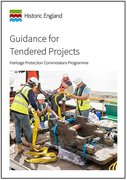 Cover for Guidance for Tendered Projects