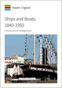 Cover for Ships and Boats: 1840 to 1950