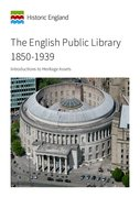 Cover for The English Public Library 1850-1939