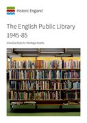 Cover for The English Public Library 1945-85